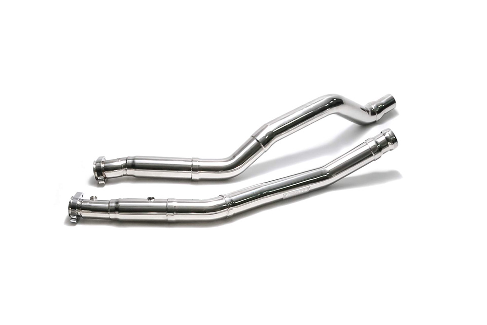 ARMYTRIX Sport Cat-Pipe with 200 CPSI Catalytic Converters Mercedes-Benz GLE63 AMG 16-18 - MB926-CD