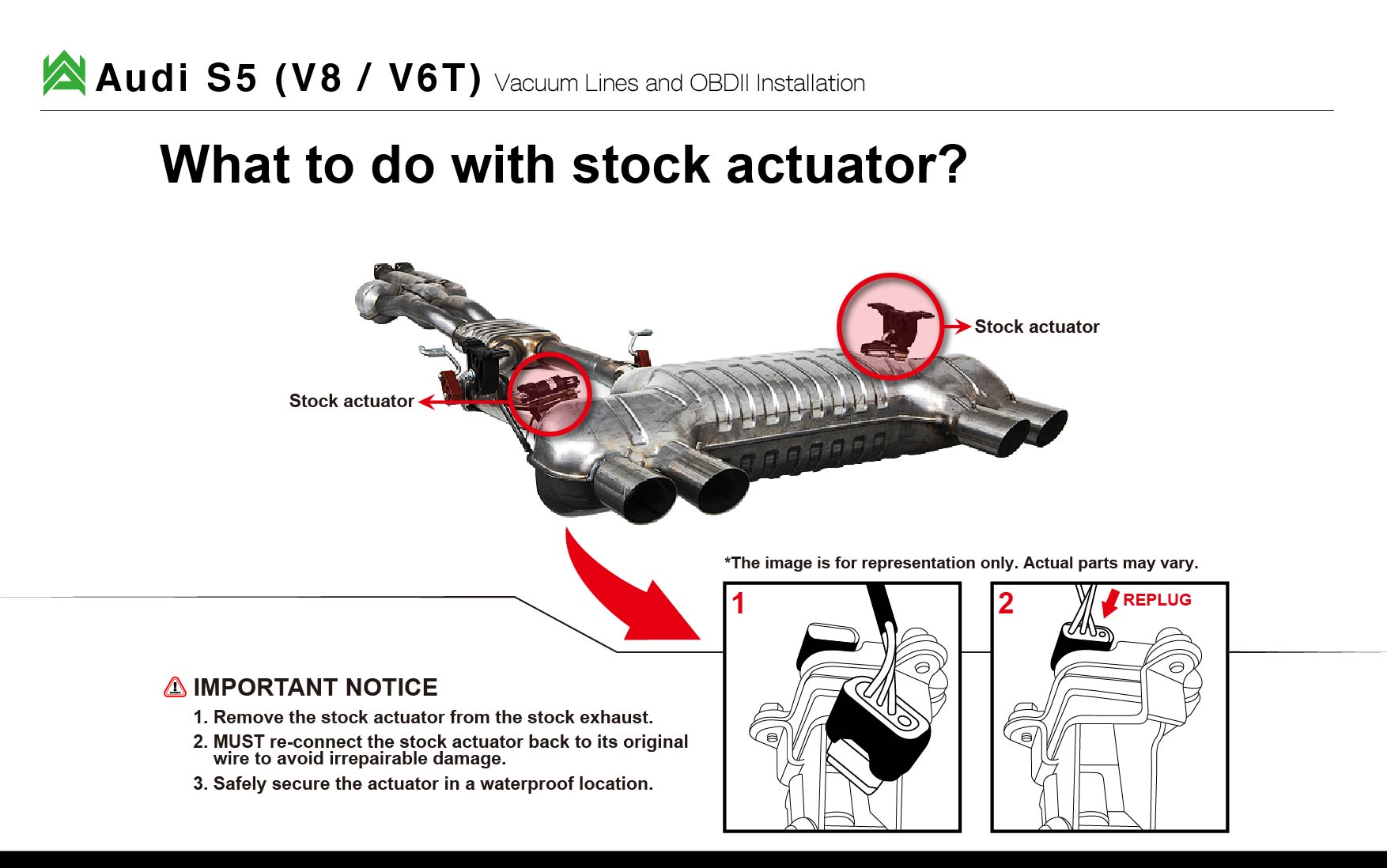 armytrix audi installations armytrix usa exhaust systems audi q7 fuse diagram download pdf here audi s4 s5 installation