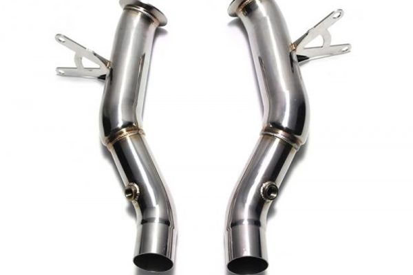 armytrix titanium valvetronic exhaust system twin titanium. Black Bedroom Furniture Sets. Home Design Ideas