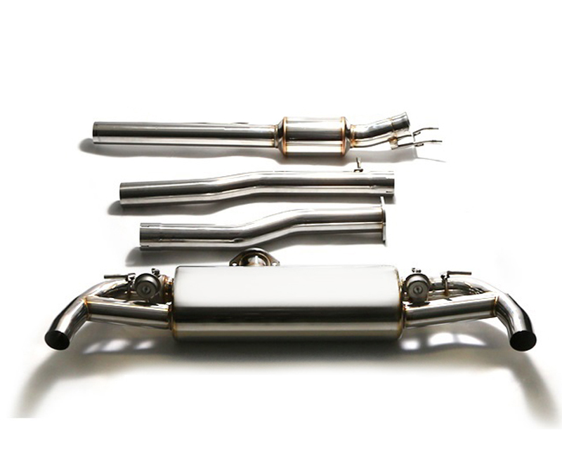 Armytrix Stainless Steel Valvetronic Catback Exhaust System Mercedesbenz Gla45 Amg X156 1418: Amg Performance Exhaust System Selectable At Woreks.co
