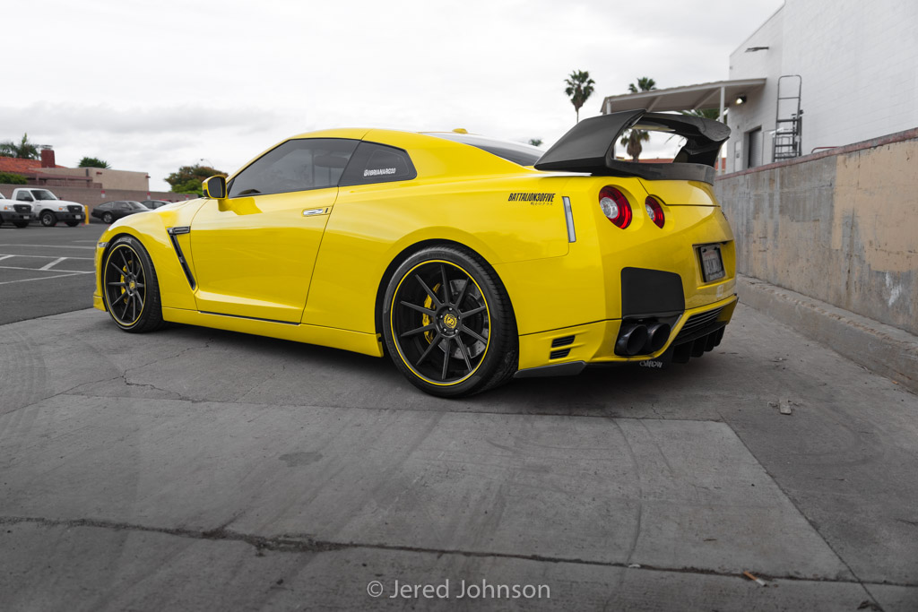 ArmyTrix Exhaust 2014 Nissan GTR Track Edition